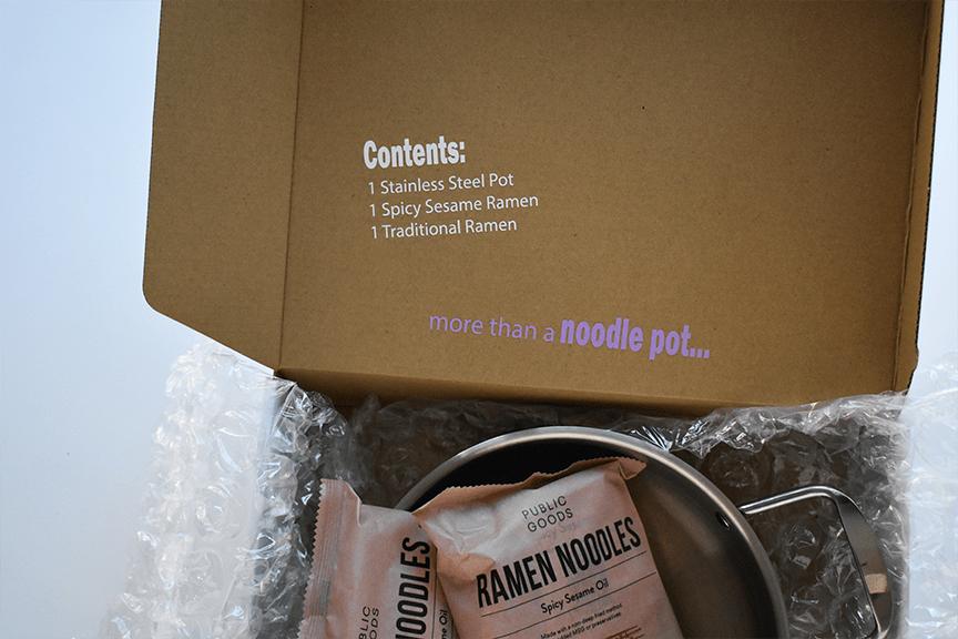 BVC Noodle Pot